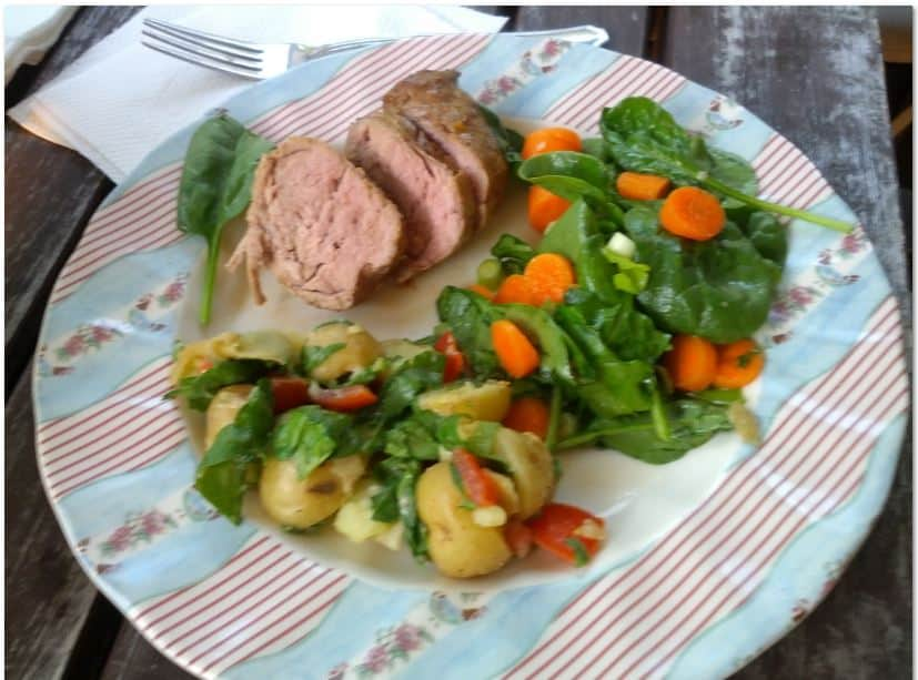 An Easy Sunday Dinner! - The Dinner Daily