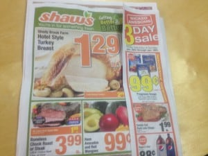 shaws flyer