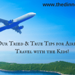 Tips for Airplane Travel with the Kids!
