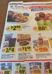 stop and shop store sales flyer
