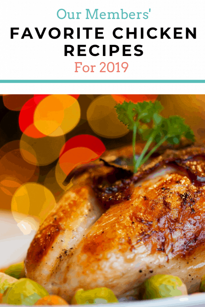Dinner Daily Members Favorite Chicken Recipes