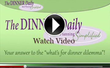 easy meal planning service video